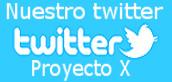 Twitter Proeycto X