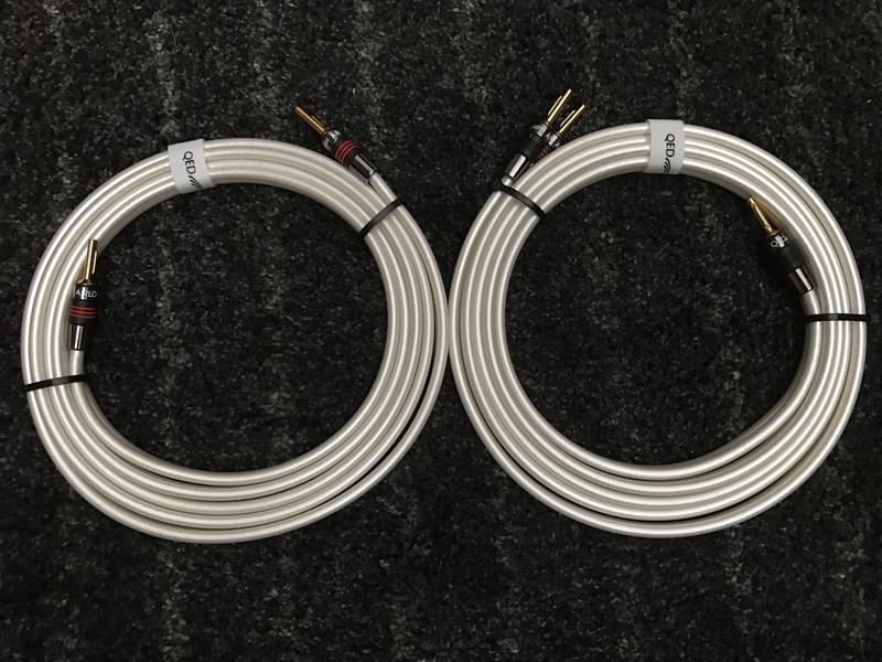 qed xt400 speaker cable. Black Bedroom Furniture Sets. Home Design Ideas