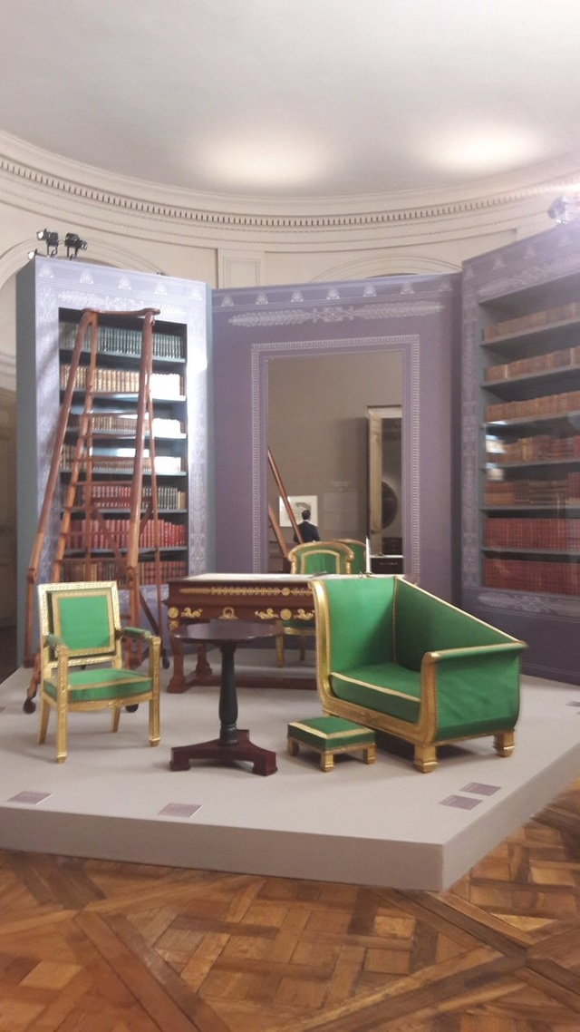 expo au palais de compi gne secrets de biblioth ques. Black Bedroom Furniture Sets. Home Design Ideas