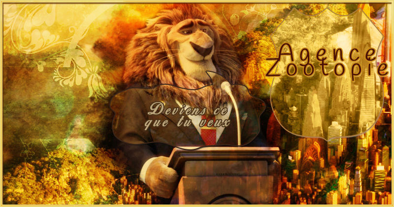 Agence Zootopie