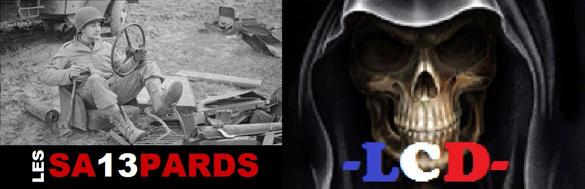 LES COPAINS D'ABORD & LES 13 SALOPARDS