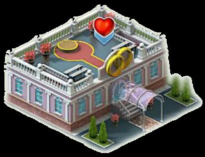 le palais de mariage