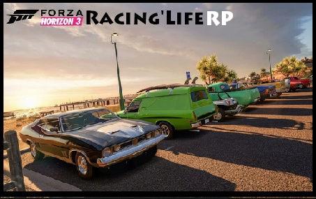 Forza Horizon 3 - Racing'Life RP