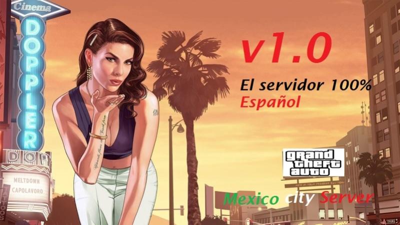 Mexico City server