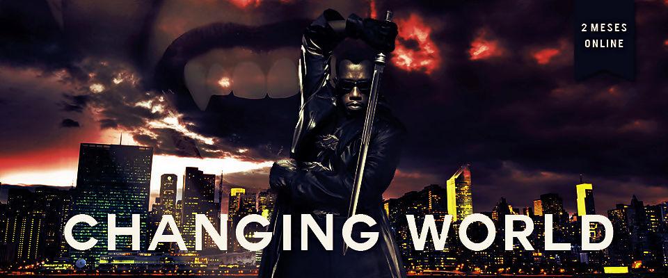 Changing World Rpg
