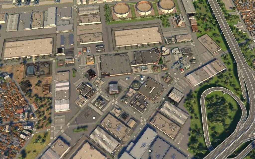 image Grande zone commerciale