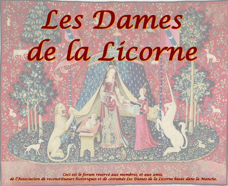 Les Dames de la Licorne