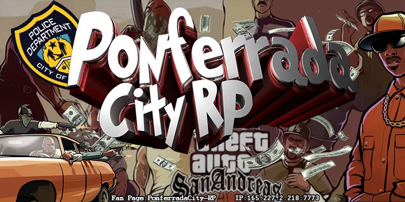 ¡PONFERRADACITY-RP!