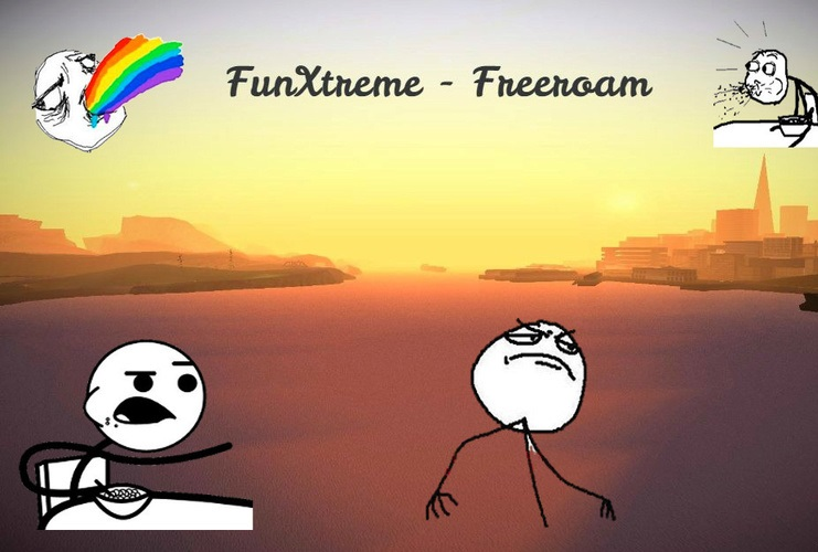 FunXtreme Freeroam