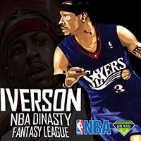 Iverson NBA Dinasty