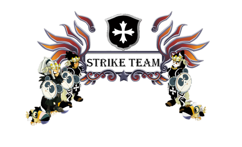 Forum de la guilde Strike Team