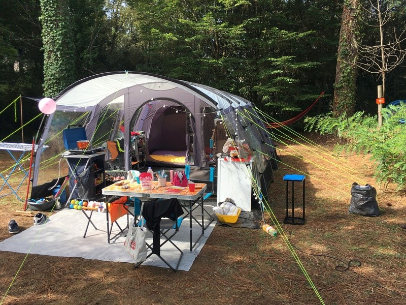 forum camping sous toile