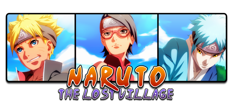 Naruto: The Lost Village