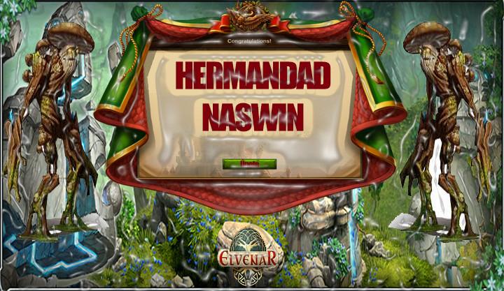Hermandad Naswin en Elvenar