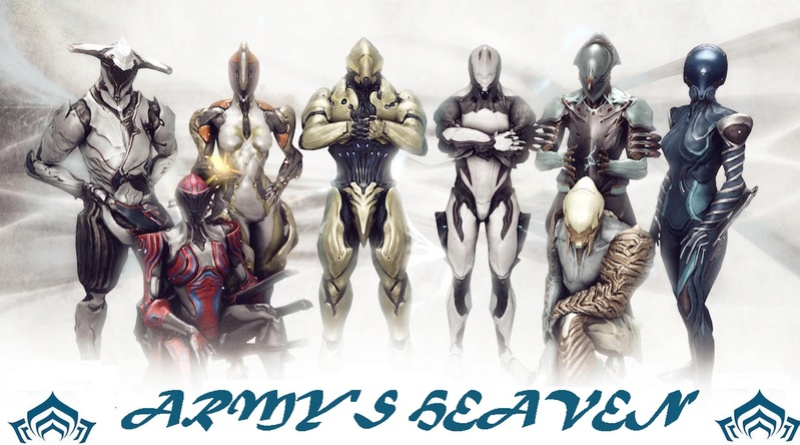 Army's Heaven/Hell Warframe