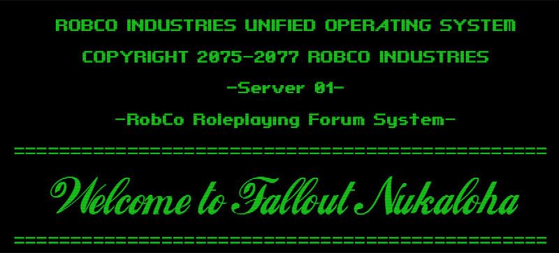 Fallout Nukaloha