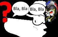 discutions entre clans.
