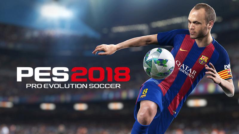 Liga PES 2018