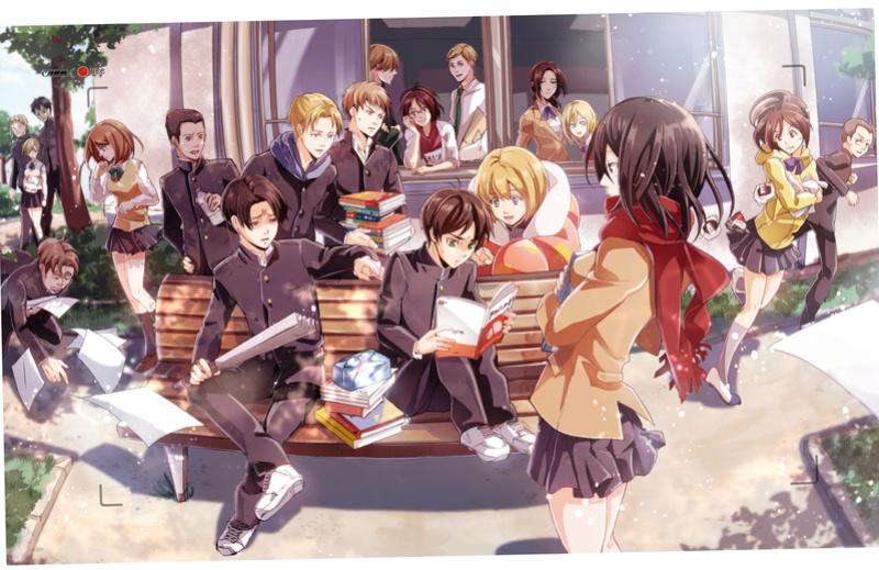 SNK ♦ High School
