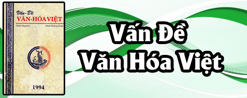 Vấn Đề Văn Hóa Việt